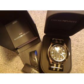 60ef3d84397 Relógio Emporio Armani Masculino Aço