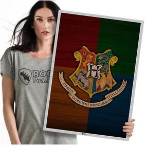 Painel Decorativo Filme Harry Potter Poster A2 60x42cm 34
