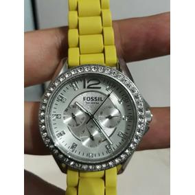 d1ef427a9874 Reloj Fossil Para Dama Es 2344 - Reloj de Pulsera en Mercado Libre ...