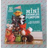 Mini Animales De Pompón - Arte - Libro - Ojos
