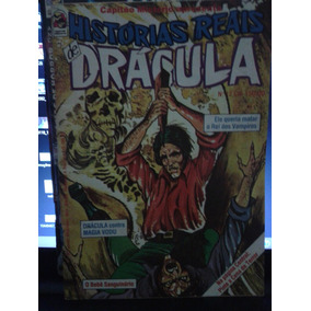 Histórias Reais De Drácula Nº 12 Cx00