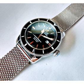 b224107f163 Relogio Breitling Superocean Automatico - Relógios no Mercado Livre ...