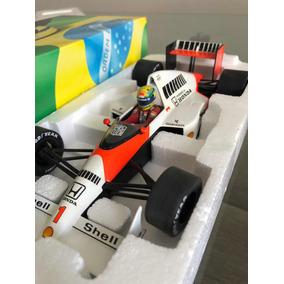Minichamps Mclaren Mp4/5 Ayrton Senna 1/18