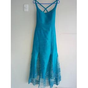 Telas para un vestido de noche