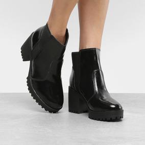 812f4f0e5 Bota Moleca Chelsea - Sapatos no Mercado Livre Brasil