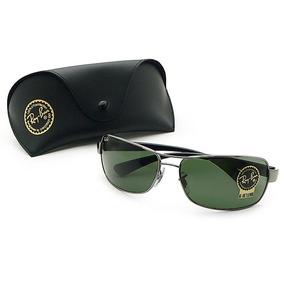 243601bd49006 Oculos Rayban Lente Cristal Masculino - Óculos De Sol no Mercado ...