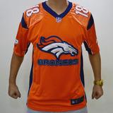 53f21833b6 Camisa Futebol Americano Denver Broncos Nfl Importada - Esportes e ...