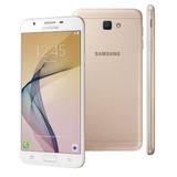 Galaxy J7 Prime Dual Samsung G610m/ds 32gb Dourado - Usado