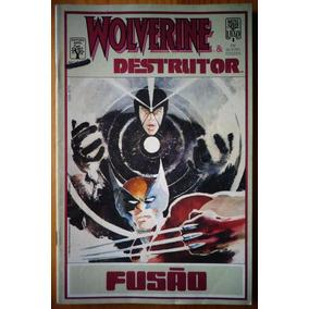 Hq Wolverine E Destrutor Fusao Parte 1