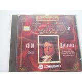 + Cd 10 Grandes Obras Bethoven Original Made In Spain