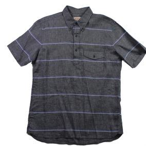 Camisa Brooks & Brothers De Lino Talla L