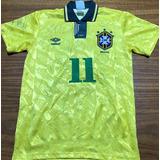 Camisa Brasil 94 Bebeto - Camisa Brasil Masculina no Mercado Livre ... f73d92c3d83f4