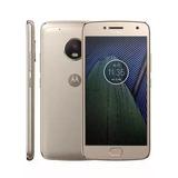 Celular Moto G5 Plus Xt- 32gb Dual Dourado Oferta