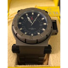 Relógio Invicta Coalition Force Titanium 6494 Original