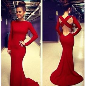 Vestidos rojos y elegantes