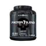 Whey Protein 7 Blend 1,8kg Caveira Preta - Black Skull