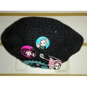 Boina Monster High Gorro Lana Licencia Original Armonyshop 77955948a33