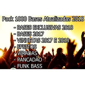 Pack De 2.400 Vinhetas E 1000 Bases Para Mega Funk