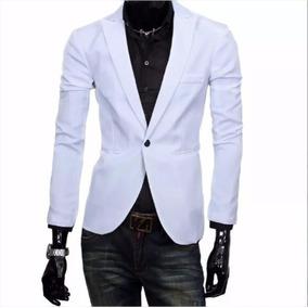 f784ac5cc3b64 Blazer Masculino Slim Fit Luxo Importado Pronta Entrega