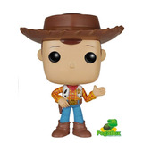 Funko Pop! Woody Aniversary Disney Toy Story Nº168 - Raro
