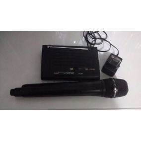 Microfone Sem Fio Tsi Ms-115uhf
