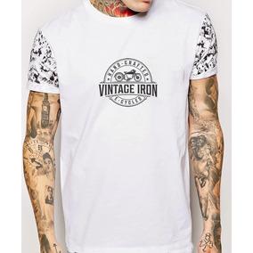 Camiseta New Era Vintage Stadium Nfl Washington Redskins · Camiseta  Masculina Vintage 23522bf3198