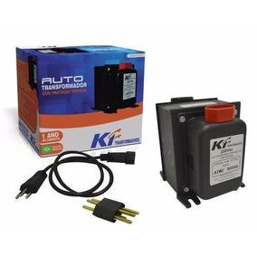 Auto Transformador De Voltagem 500va 110/220 E 220/110 Kf