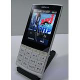 Celular Nokia X3-02 , Touch 3g Y 4g ( Cualquier Compañía )