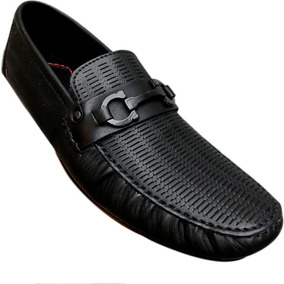 Mocasín Custom Negro 25 Al 29