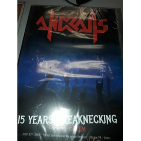 Andralls 15 Years Breaknecking . Dvd Lacrado