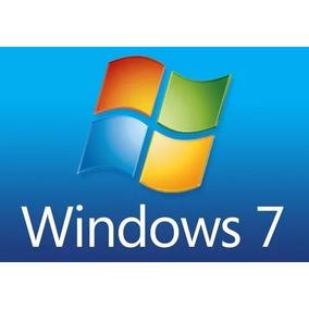 Windows 7 Sistema Operativo 32 Y 64 Bits