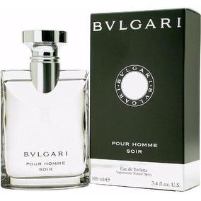 Perfume Bvlgari Pour Homme Soir -- 100ml -- Original