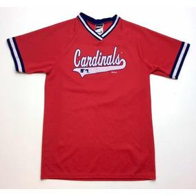 Remera Cardinals Baseball - Ropa y Accesorios en Mercado Libre Argentina ae54f5de198