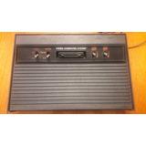 Consola Atari 2600 Negro + Pacman + Donkey Kong