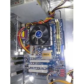 Asrock Alivenf6p-vsta Ddr2 800 Am2+ Con Cpu Athlon 3800+