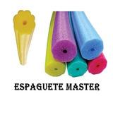 Boia Espaguete Piscina Natação Master 8 Unidades 100kg Pro