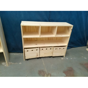 Mueble Organizador Infantil