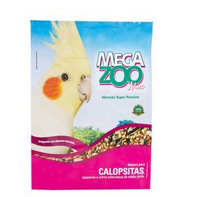 Ração Para Calopsita Mix Megazoo - 350g