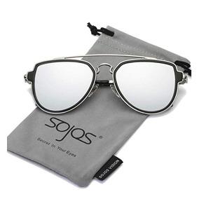 Gafas De Sol De Aviador Clasicas Hombre O Mujer Sojos