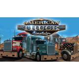 American Truck Simulator Steam Pc Original