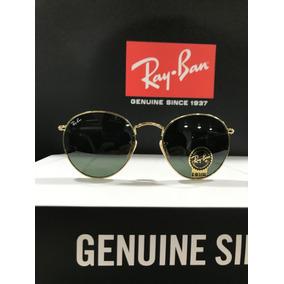 b24f2415003 Ray Ban Rb3447l 001 50 De Sol Round - Óculos no Mercado Livre Brasil