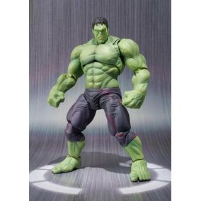 Action Figure Hulk Avengers Vingadores 22cm