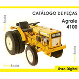 Catálogo Peças Micro Trator Agrale 4100 Motor M-90