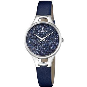 635e0618f4c Relogio Festina Feminino Azul - Joias e Relógios no Mercado Livre Brasil
