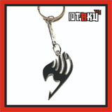 Llavero De Fairy Tail -accesorio Metálico Anime-
