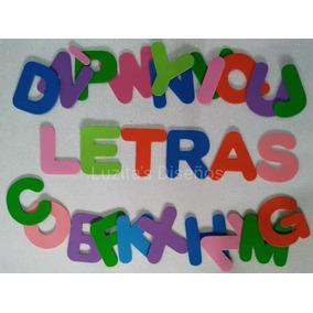 Numeros Y Letras Goma Eva Arte Y Artesanias En Mercado Libre Argentina