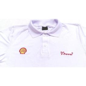 15 Camisas Polo Posto De Gasolina Tecido Leve Para O Verão 99c10a131e69c