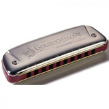 Hohner Armónica Golden Melody C (do)