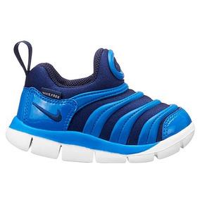 official photos feed6 fd44b Nike Dynamo Free (td) 343938-426 Azul-marino Oi