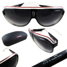 Oculos De Sol Carrera 30 Xap 90 Preto Lente Degrade Original 4a24736166